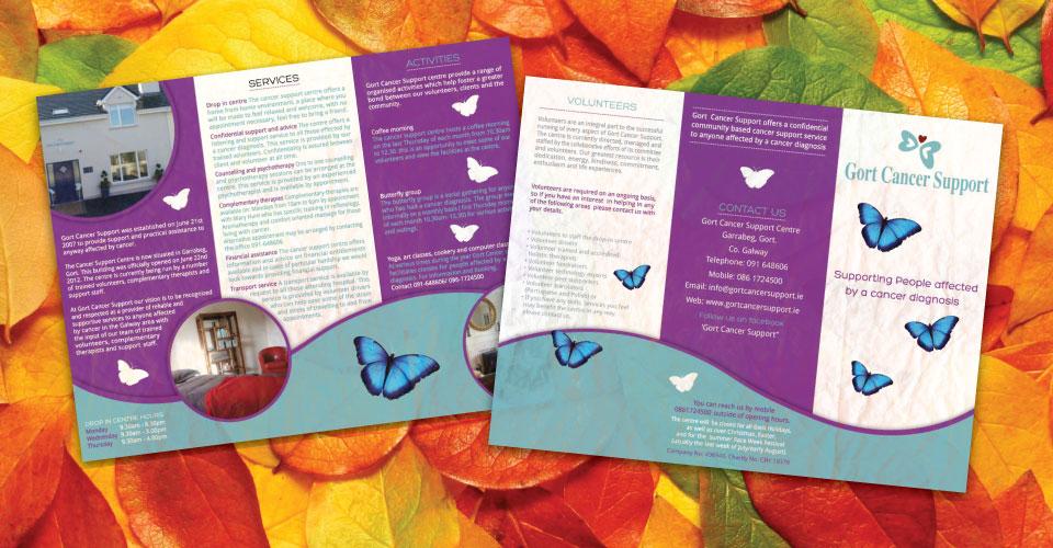 Brochure Design Galway